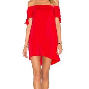 Amanda Uprichard Desiree Mini Dress